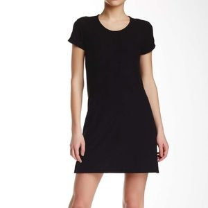 James Perse Rolled T Shirt Dress Sz 2 (Med)